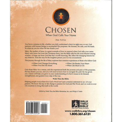 Chosen Workbook