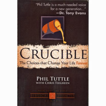 Crucible Book Front