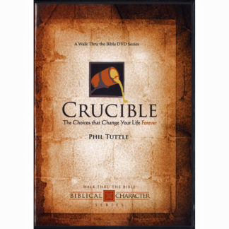 Crucible DVD Front