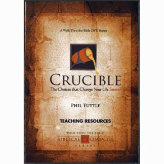 Crucible Teaching Resources Front