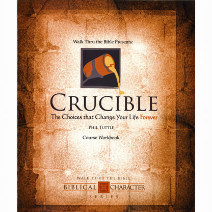 Crucible Workbook Front