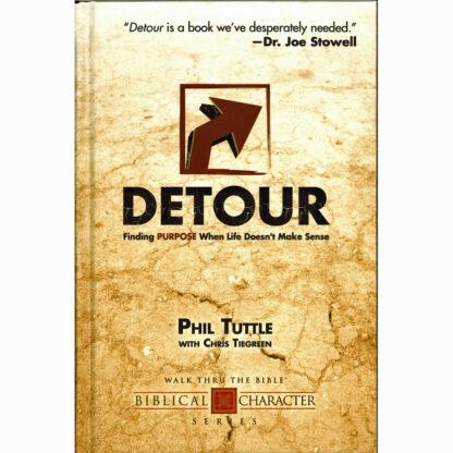 Detour Book Front