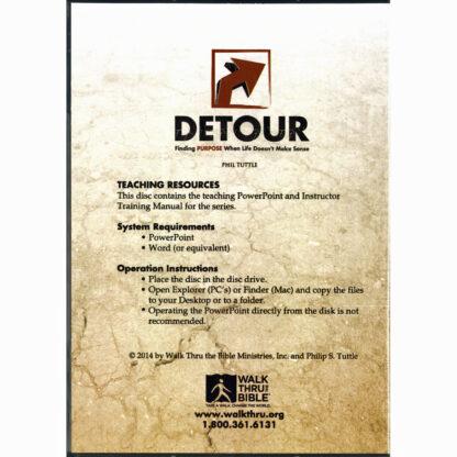 Detour Teaching Resources Back