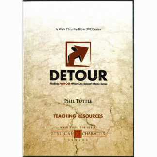 Detour Teaching Resources Front
