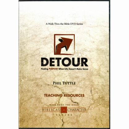 Detour Teaching Resources Front