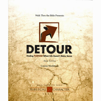 Detour Workbook Front