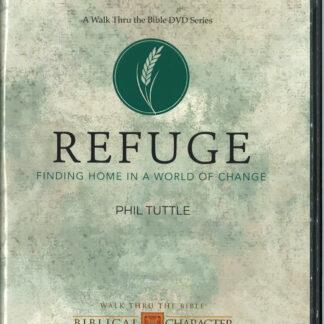 Refuge DVD Front