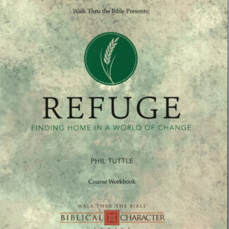 Refuge Workbook Front