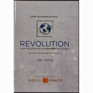 Revolution DVD Front