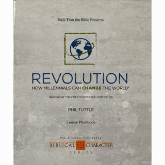 Revolution Workbook Front