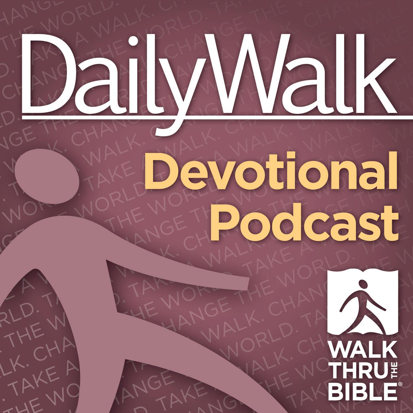 Daily Walk Devotional Podcast