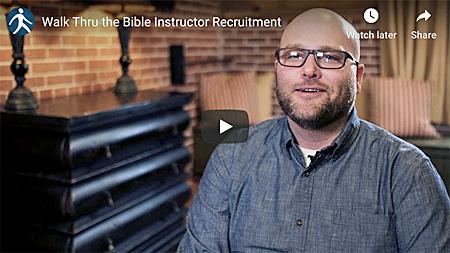 Instructor Training Video