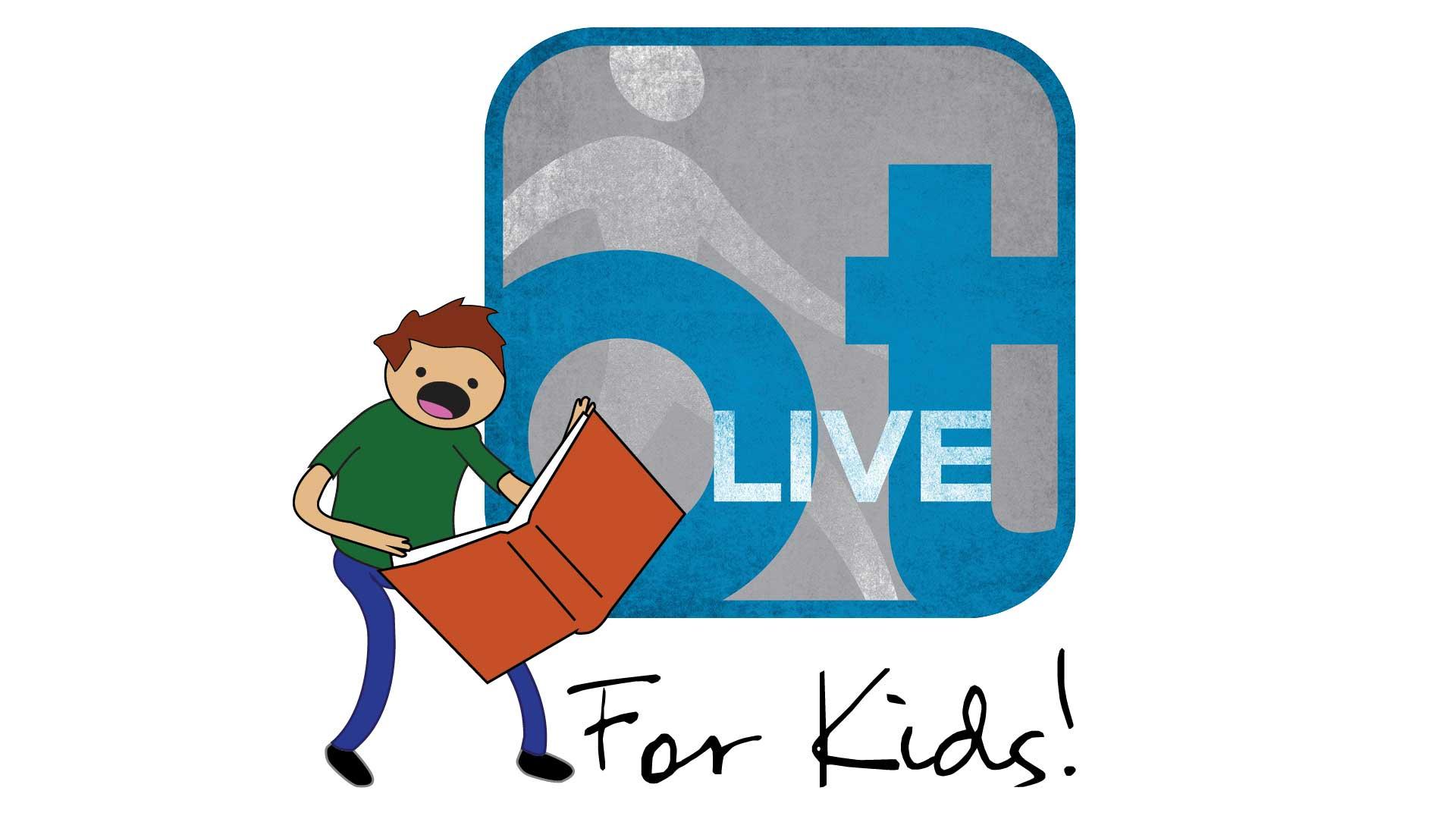 otLIVE for Kids - Logo